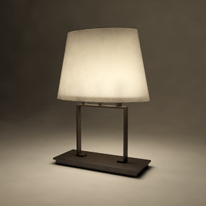 table lamp agatha promemoria 3D