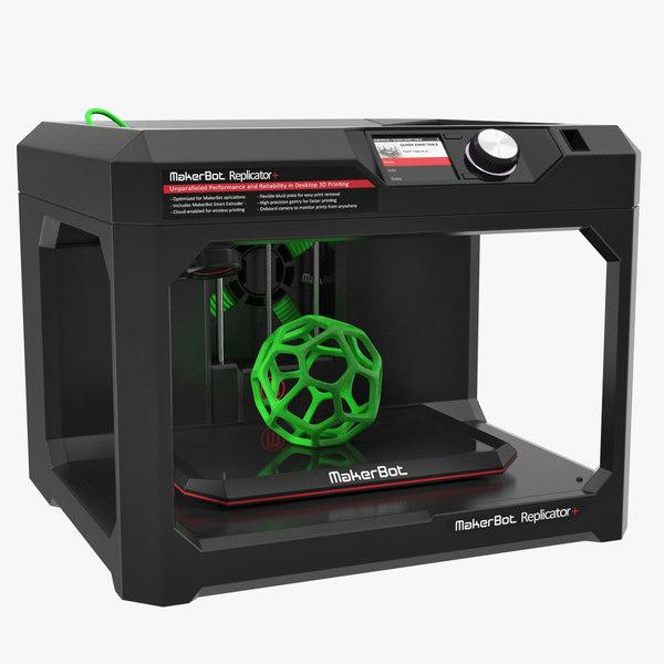 3D printer makerbot replicator