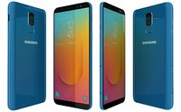Samsung Galaxy J8 On8 Blue