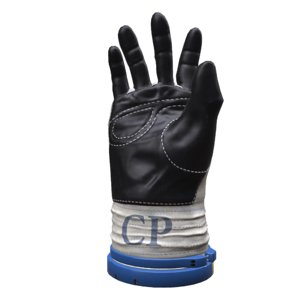 3D spaceman glove space suit model