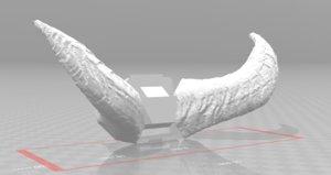 horns nvg 3D