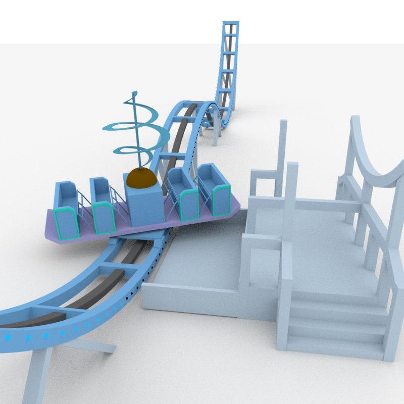 3D 3d model model