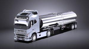 3D 2013 2015 fh16 model
