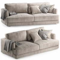3D model haven sofa interior seat