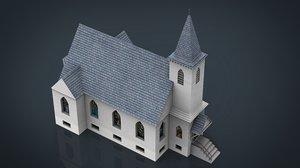 american church model
