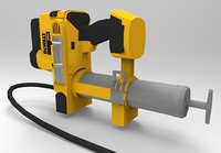 LITHIUM ION GREASE GUN