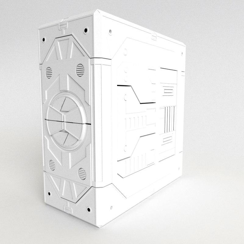 pc case model
