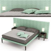 casamania ebridi double bed model