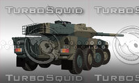 JGSDF type16MCV Tank