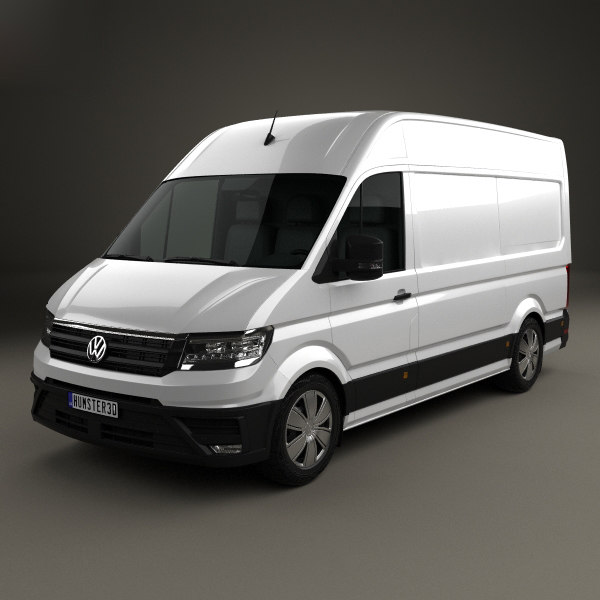 volkswagen crafter panel model