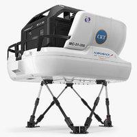 flight simulator machine mc-21-300 3D