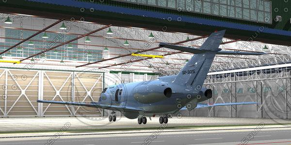 rescue search u-125a 3D model