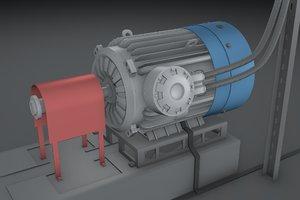 engine nkv 3D