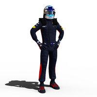 Daniel Ricciardo 2018