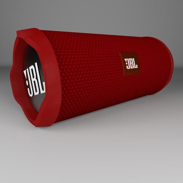 jbl flip 3 3D