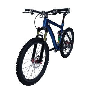 mountain bike cycles 3D model