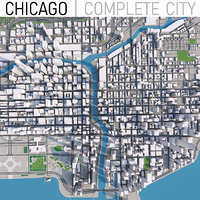 Chicago - Full City and Suburbs Collection