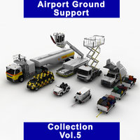 3D airport ground support vol 5