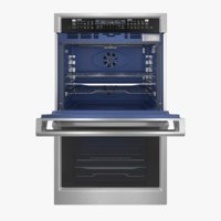 Samsung NV51K6650DS 30 Inch Double Wall Oven