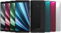 Sony Xperia XZ3 All Colors