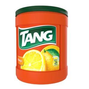 3D model tang drink foods