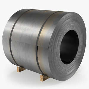 cold rolled steel 3D