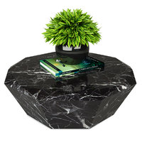 coffee table diamond 3D
