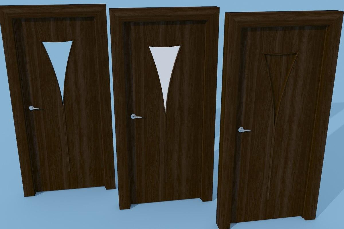 3D door standard