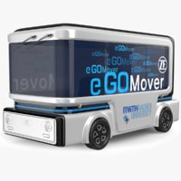 Go Mover Electric Bus