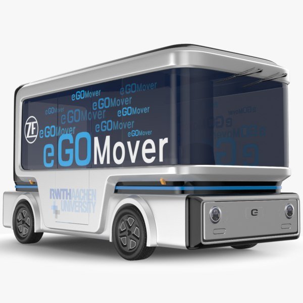 3D mover bus electric