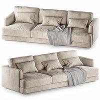haven 3 seat sofa 3D model