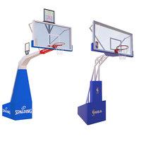 3D basketball goal