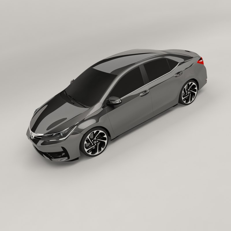 Toyota Corolla 2016 Model