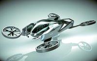 car copter 3D model