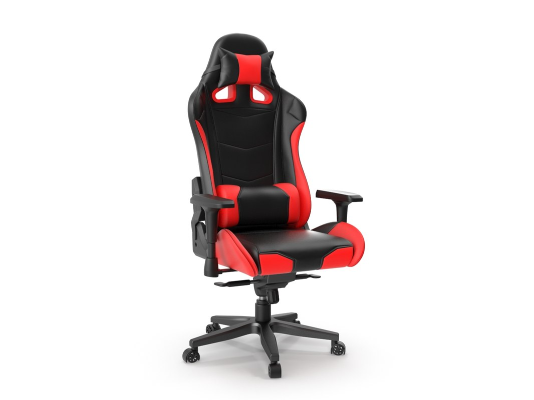 opseat computer gaming chair design model