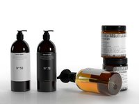 3D body care products