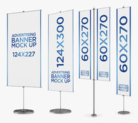 Banner Stand 4 in 1