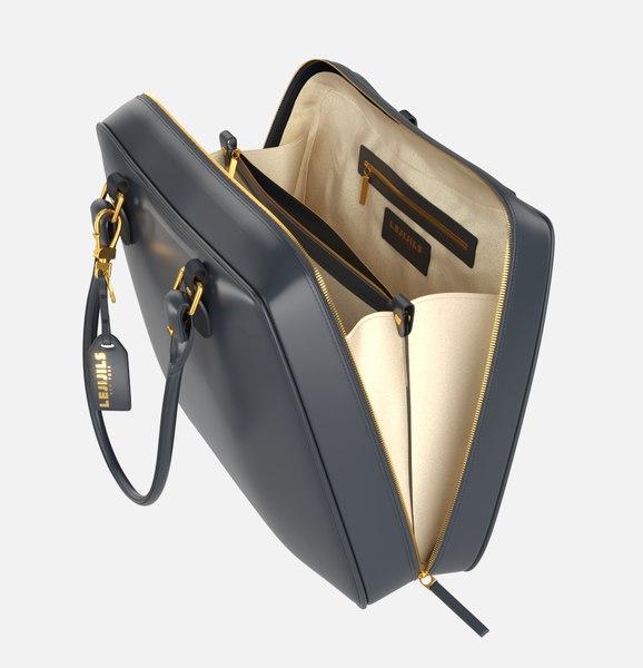 3D model bb handbag lejijils new york