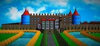 3D royal architectural design