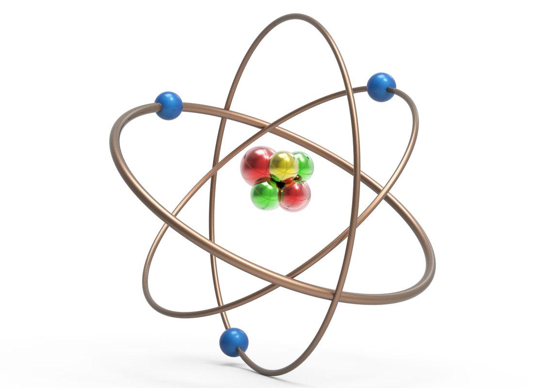 3D atom 2