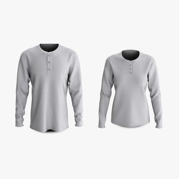 cotton male female t-shirts model