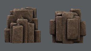 rocks v03 model