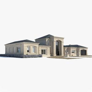 classic house b model