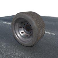 Transport Truck Tire