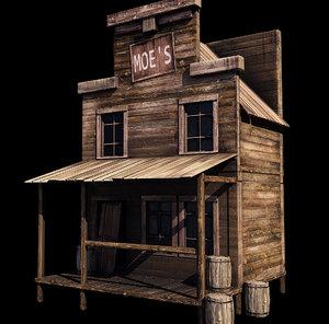 tavern ready 3D
