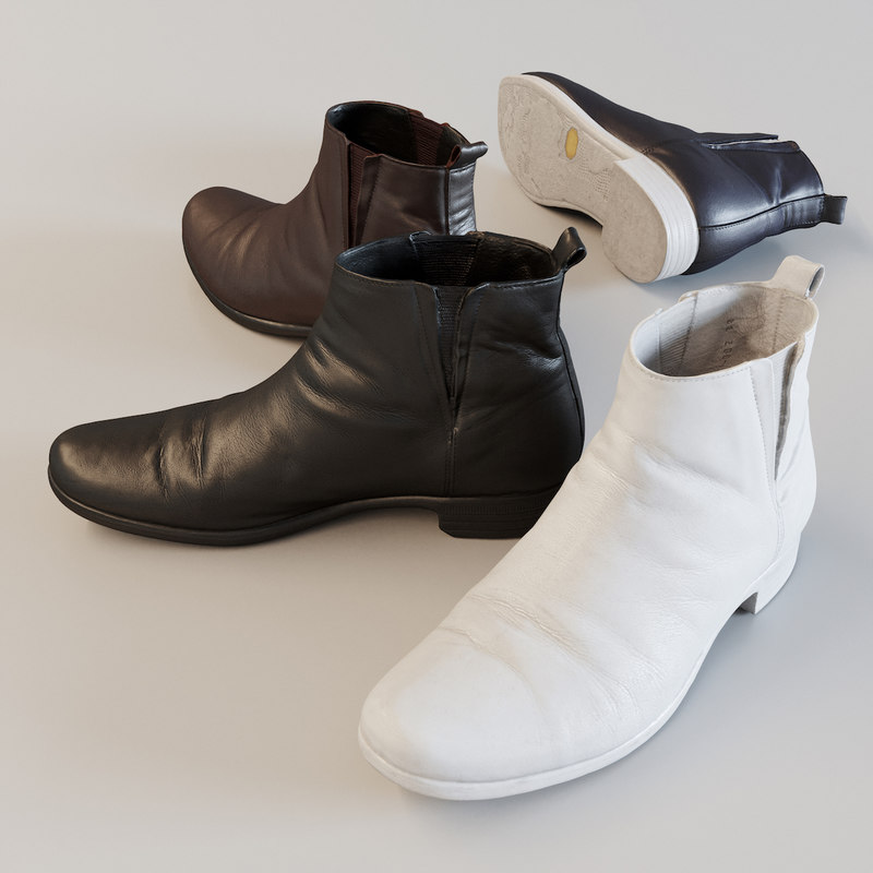 corona shoes octane 3D