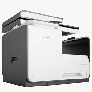hp pagewide pro-fin 3D model