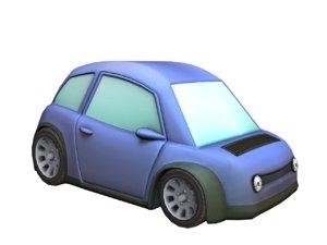 simple car model