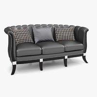 3D brooklyn sofa mobilidea furniture