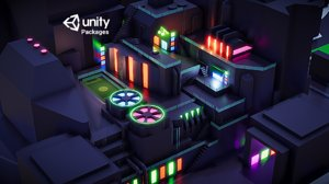 city level 1 unity 3D
